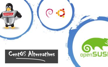 Top possible Alternatives to CentOS 8 Linux min