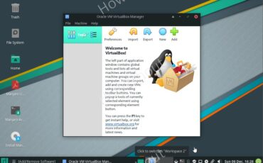VirtualBox on Manjaro Linux