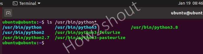 Check all PHP versions