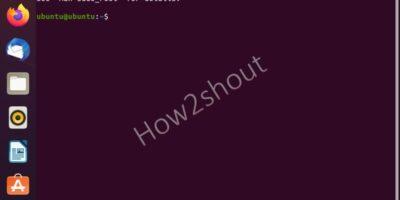 Methods to run Command Terminal in Ubuntu Linux