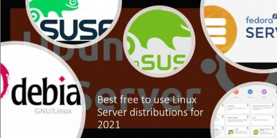 Best free to use Linux Server distributions for 2021