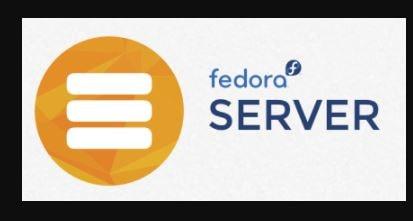 Fedora Server min