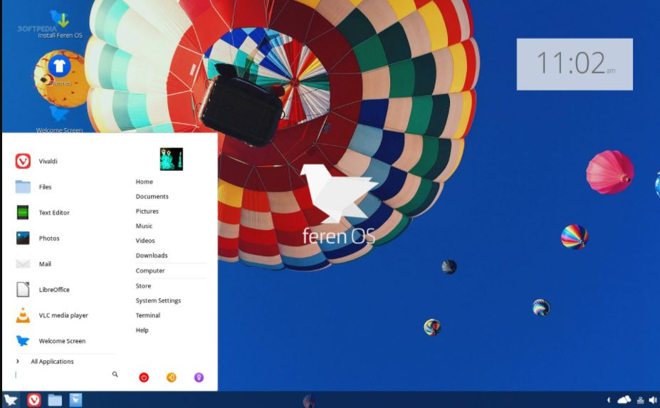 Feren OS best Ubuntu based linux