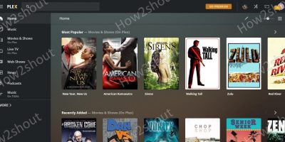Install Plex Media server using Snap on Ubuntu 20.04 Movies and Music min