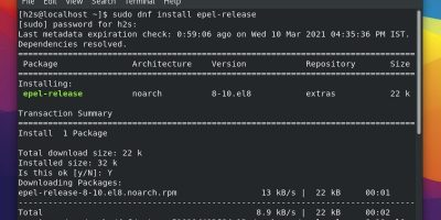 Install VirtualBox Guest Additions in AlmaLinux 8