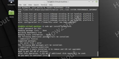 Install Wine for Linux Mint