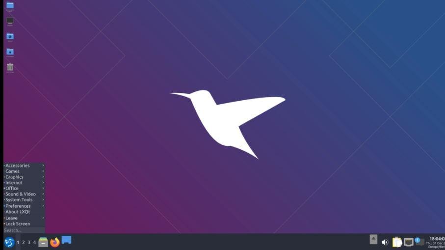Lubuntu best derivative min
