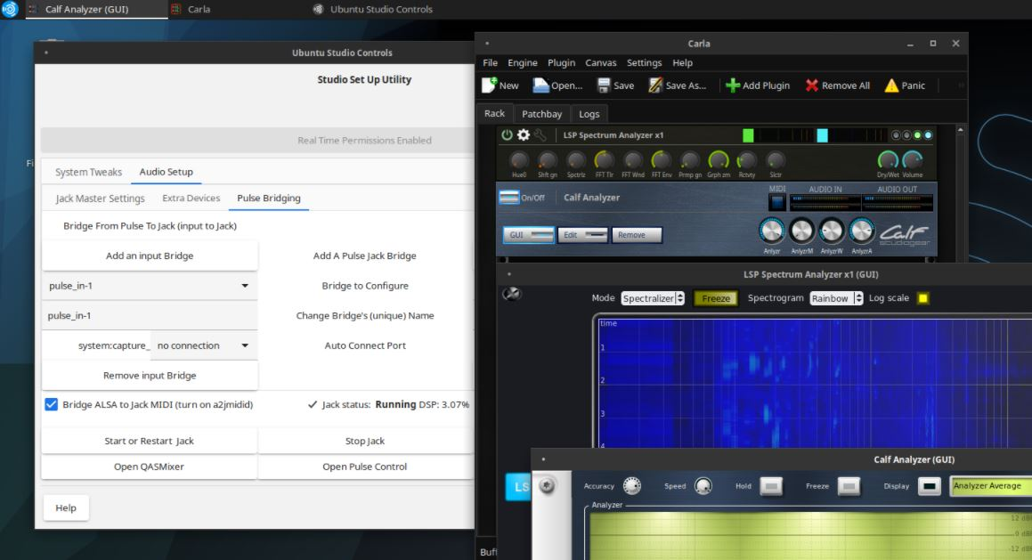 Ubuntu Studio for video and audio editors min