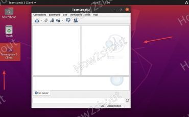Install Teamclient on Ubuntu 20.04 Linux and Desktop shortcut