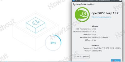 Kitematic Debian package install on OpenSUSE