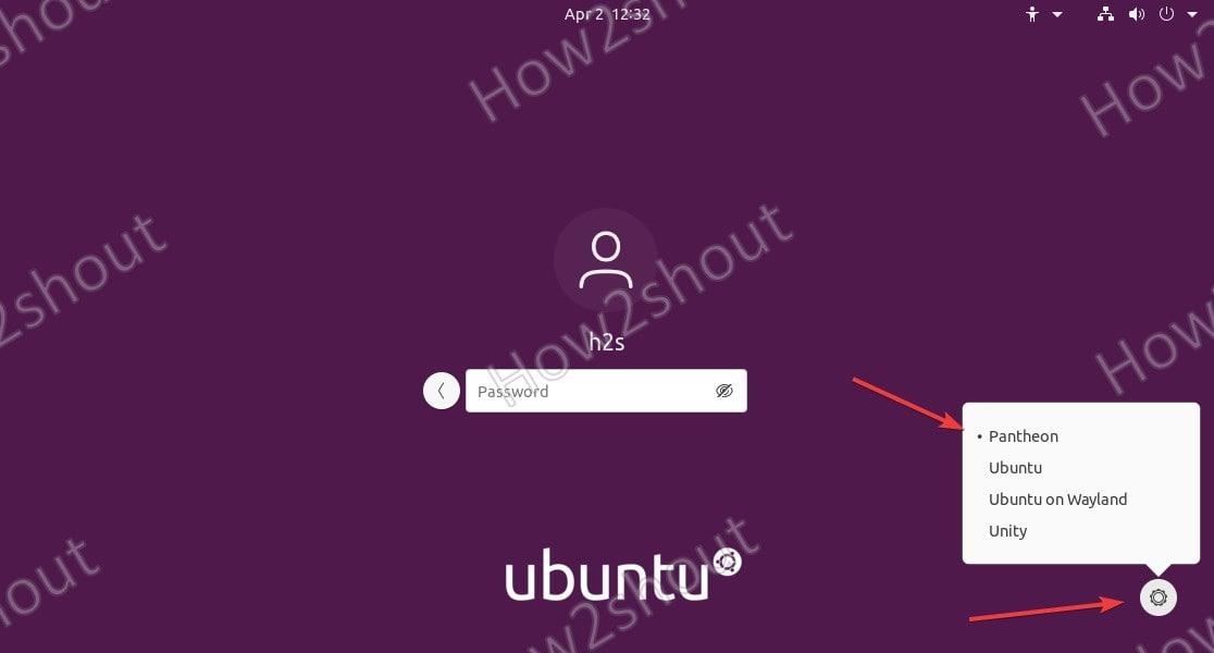 Login to Elementary OS 6 Odin from Ubuntu Login Screen min