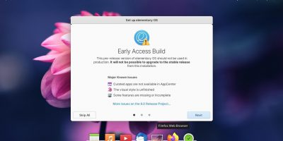 elementary OS 6 ODIN Early access min