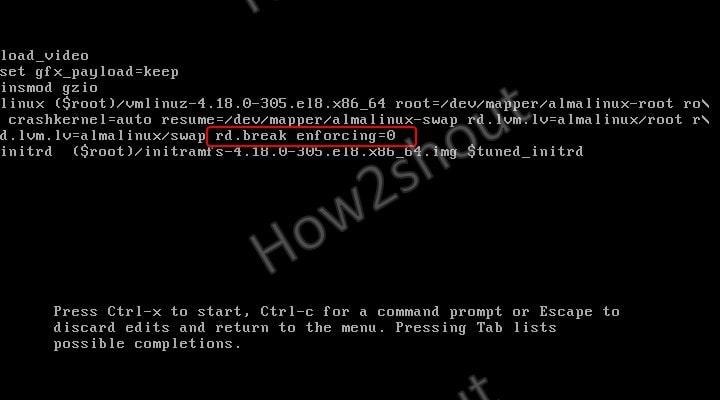 Chnage Grub boot configuration