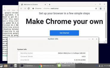 Install Chrome browser on Debian 11 Bullseye