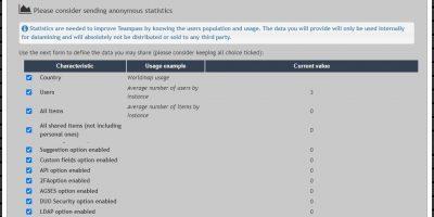 TeamPass collaborative password manager installation Ubuntu 20.04 Linux