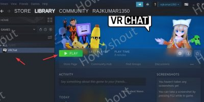 VR Chat on Linux Play and install