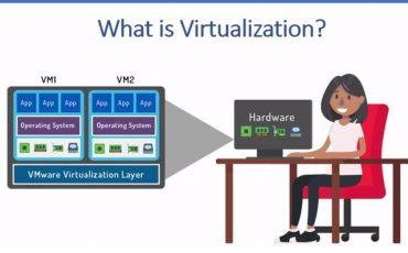 Virtualization technology and its advantage min