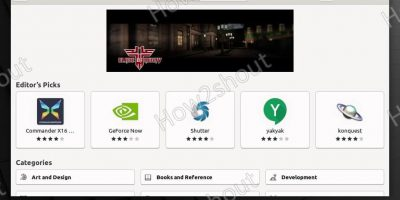 Install Snap store on Linux Mint 20