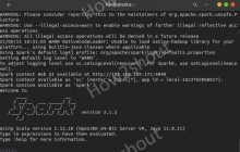 Use Spark Shell on Ubuntu 20.04