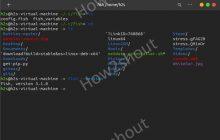 install and use Fish Shell on Ubuntu Linux