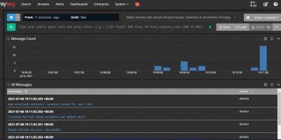 Graylog installation and configuration on Ubuntu 20.04 LTS min