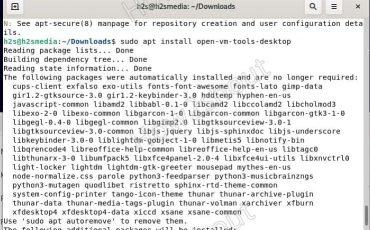 Install Vmware Tools on Debina 11Install Vmware Tools on Debina 11 min