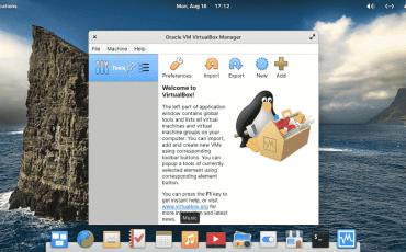 Install VirtualBox on Elementary OS 6 Odin Linux