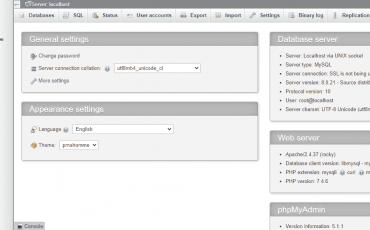 Install phpMyAdmin on Rocky Linux 8