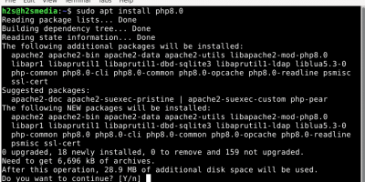 install Php 8.0 on Debian 11 10 9