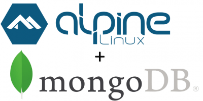 Install MongoDB server on Alpine Linux using command terminal