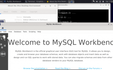 Install MySQL Workbench on Debian 11 Bullseye