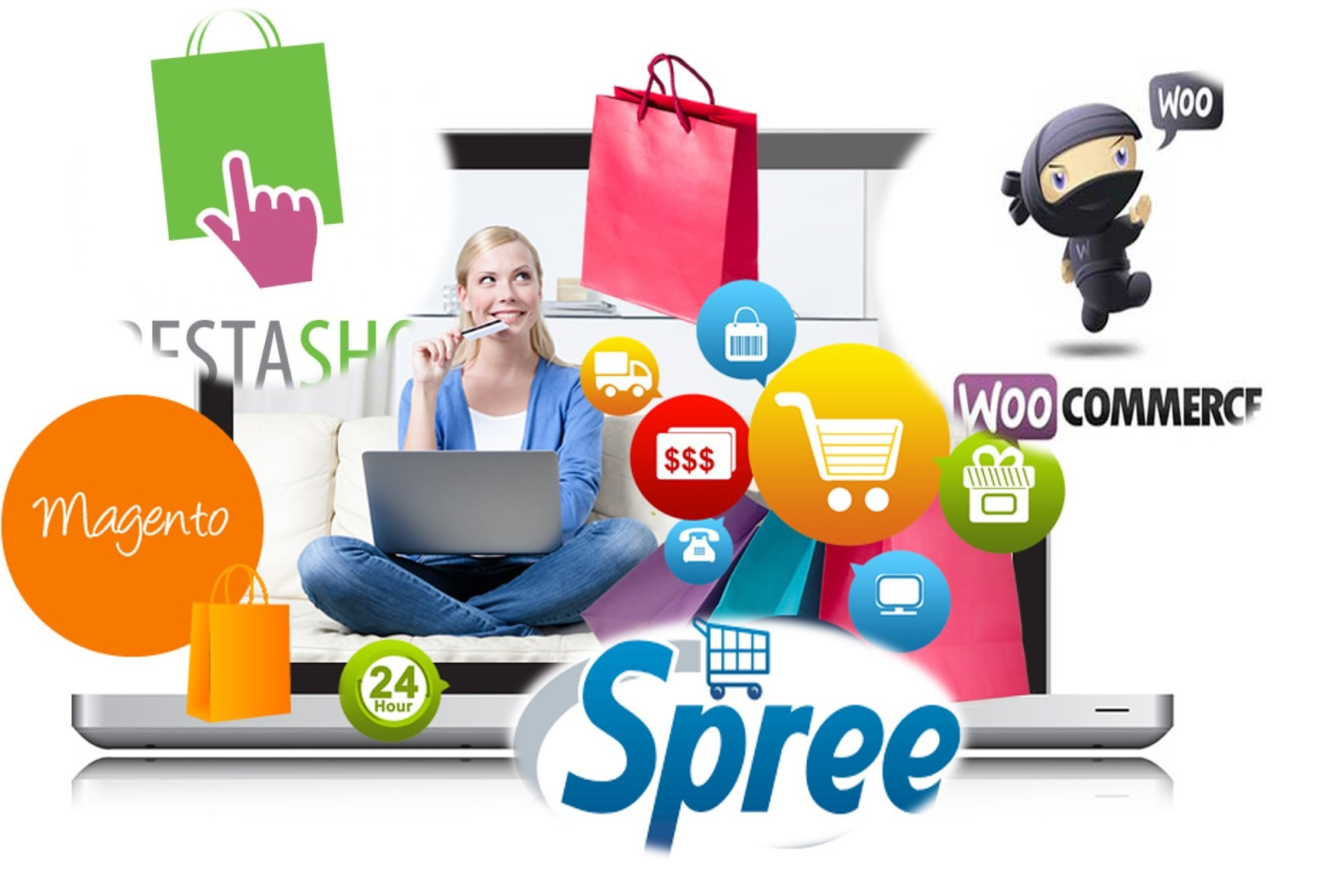 10 Best Ecommerce Open source Platform & Shopping cart Software