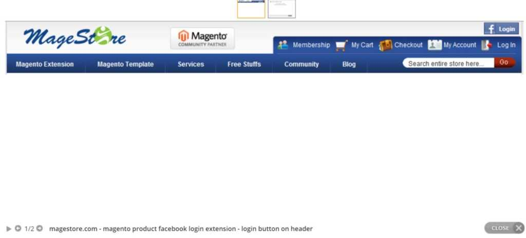facebook_login_extensions_magento plugins
