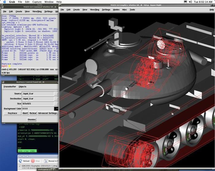 BRL-CAD Architecture