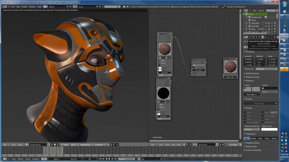 11 free and open source software for architecture or cad for Rendering 3d gratis