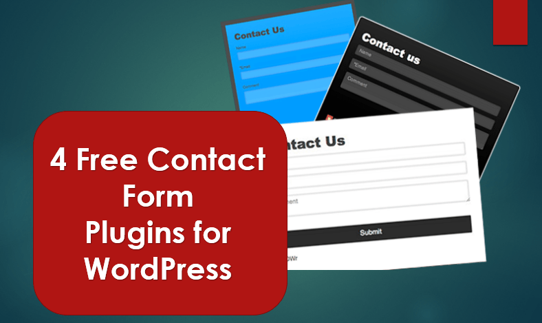 Free conatct forms wordpress