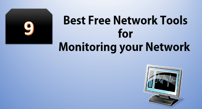 Network tool for monitoring