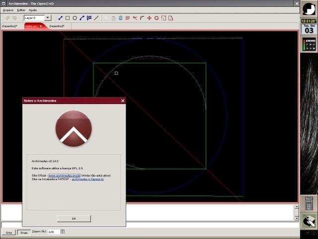 Archimedes Is A Free And Open Source CAD (Computer Aided Design) Software  Built Eclipseu0027s Rich Client Platform. It Works On Linux, Mac OSX, And  Windows But ...