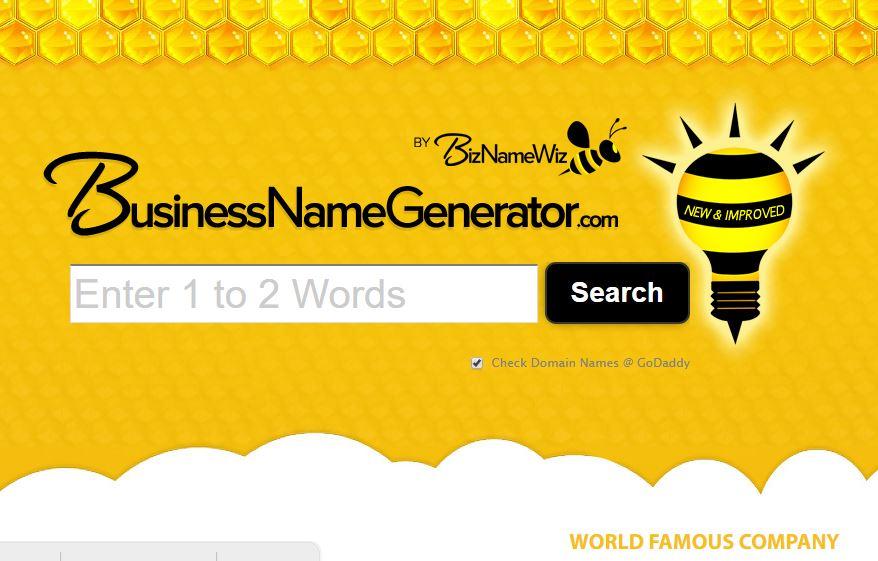 BizNameWiz-Business Name Generators