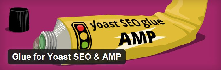 AMP Accelerated Mobile Pages Glue yoast seo