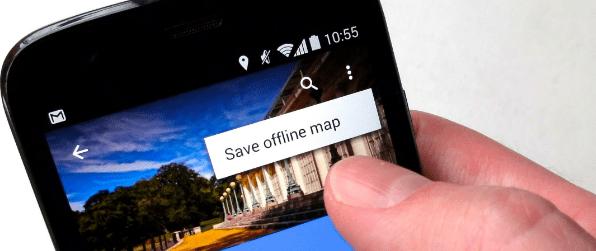 offline google maps bill