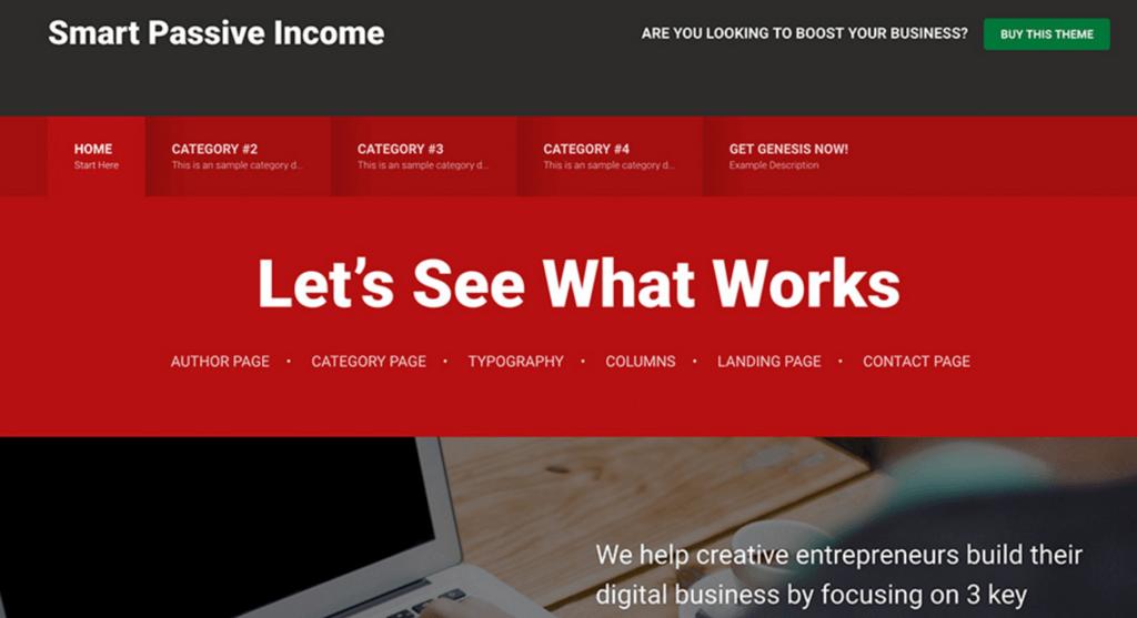 studiopress-passive-income