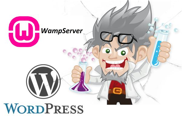 wamp-install-wordpress
