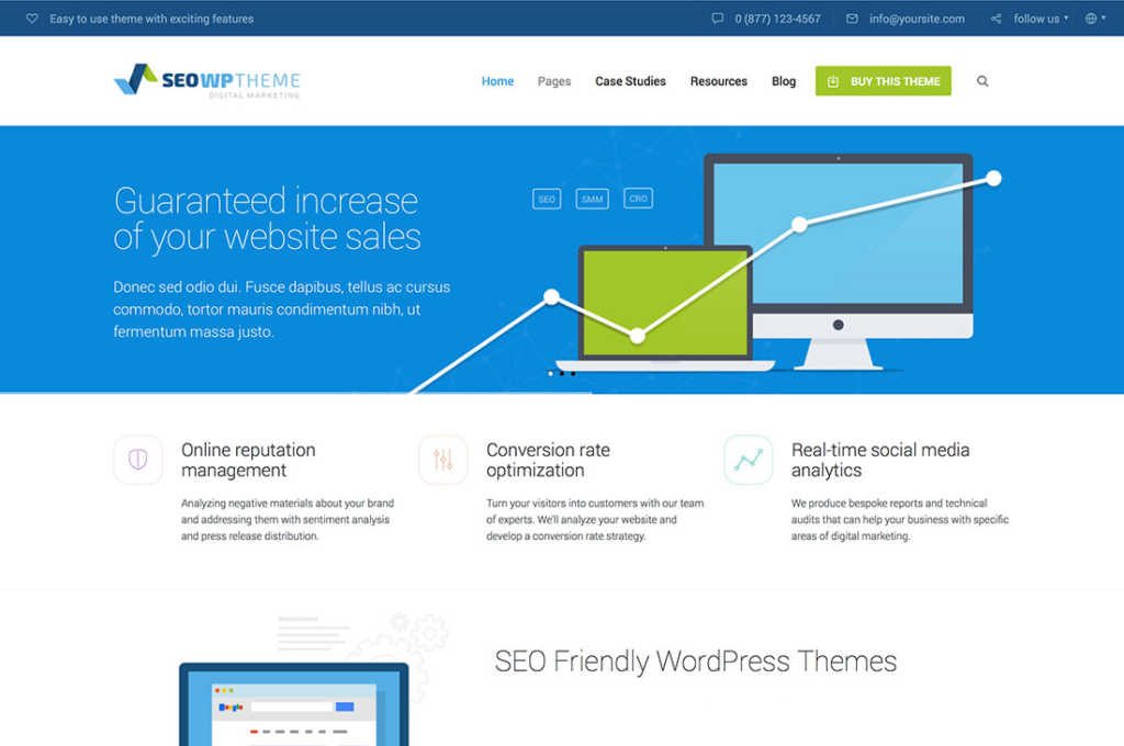 seo-friendly-wordpress-themes User-friendly