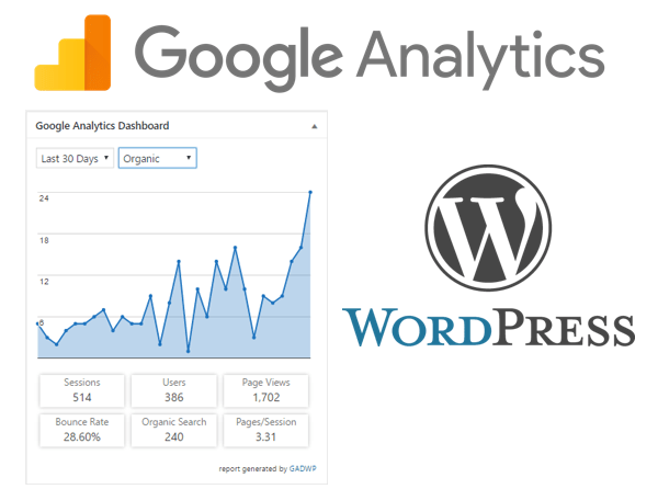 google-analytics-for-wp-wordpress