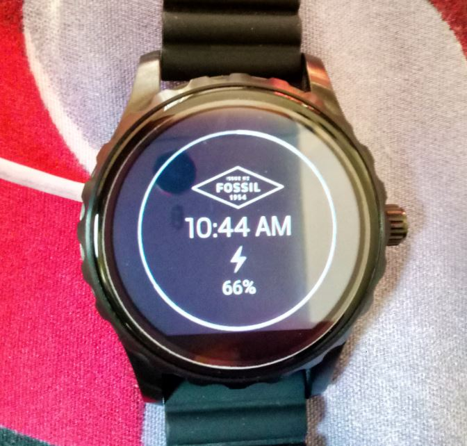 Fossil Q Marshal review smartwatch