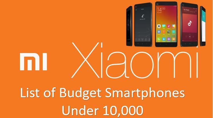 xiaomi-budget-smartphone-under-10000