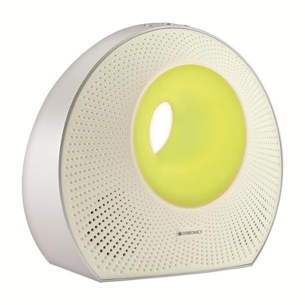 amazer bluetooth speaker zebronics