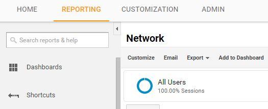 Block referrer spam traffic google-analytica-repoting