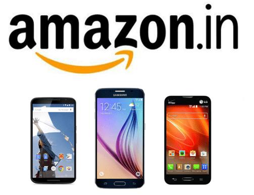 Best selling Smartphones on Amazon